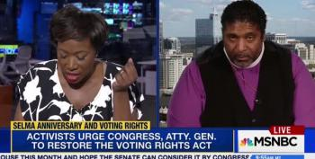 Rev. Barber On Kansas Rep's Comments: 'A Form Of Heresy'
