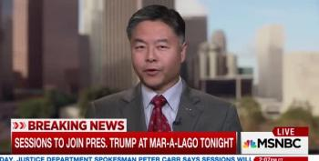 Rep. Ted Lieu: 'Jeff Sessions Needs To Resign!'