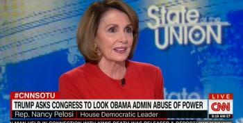 Nancy Pelosi Slams Trump's Wiretapping Accusations: 'It's Called A Wrap-Up Smear'
