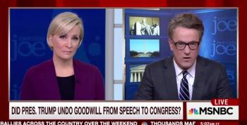 Morning Joe Intones: 'We Are In Crisis'