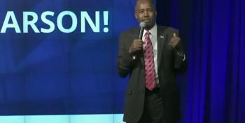 Ben Carson Refers To *Slaves* As Immigrants