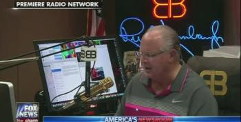 Limbaugh's Pretzel Logic: 'Unreasonable To Think' Trump Wasn't Wiretapped