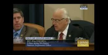 Rep Pascrell Slams Trump At Healthcare Hearing: Tax Returns!