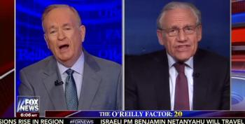 Bob Woodward Calls Bullsh*t On BillO