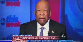 Cummings: May 'Very Well Be Connection' Between Firing And Trump Investigations