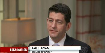 Paul Ryan: 'It's Up To The People' How Far Uninsured Rate Will Climb