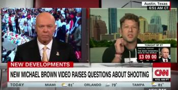 CNN Segment On Michael Brown Goes Off The Rails
