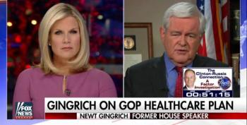 Newt Gingrich: 'They Should Abolish The Congressional Budget Office'