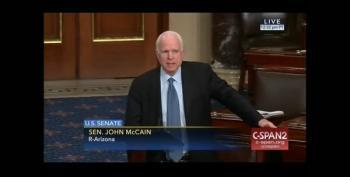 John McCain Angrily Accuses Rand Paul Of Working On Putin's Behalf