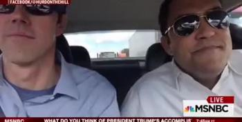 Texas Congressmen Take BiPartisan Road Trip