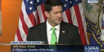 Paul Ryan: 'We've Seen No Evidence' Of Obama Wiretapping Trump