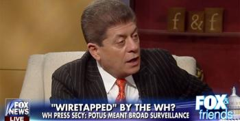 Fox News Takes Judge Napolitano Off The Air
