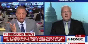 CPAC's Matt Schlapp Doubles Down With Trump