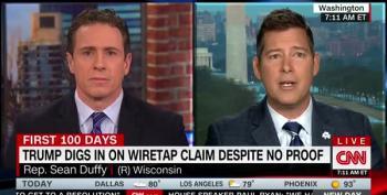 Sean Duffy Is Ridiculous: Blows Up Another CNN Segment