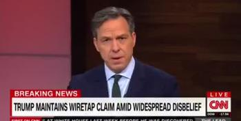 More Like This, Please: Jake Tapper's Edward R. Murrow Moment