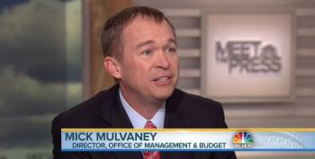Mulvaney: 'We Won't Be Able To Balance The Budget This Year'