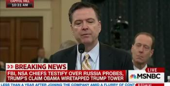 James Comey Confirms Investigation Into Trump/Russia Ties