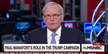 Tom Brokaw Declares Trump White House 'Full Of Burning Fuses'