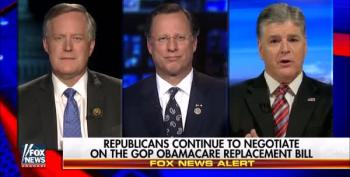 Rep. Mark Meadows Says The Freedom Caucus Has Deal With Trump On AHCA