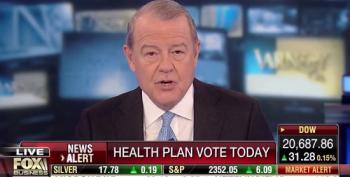 Stuart Varney Melts Down Over Republicans Refusal To Pass AHCA