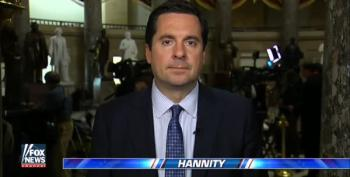 Nunes Was On White House Grounds Day Before Trump Visit