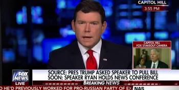 Fox News' Bret Baier: 'The Biggest Winner Today, President Barack Obama'
