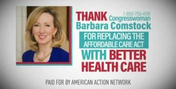 Republicans Air Ads Congratulating Themselves On Repealing Obamacare