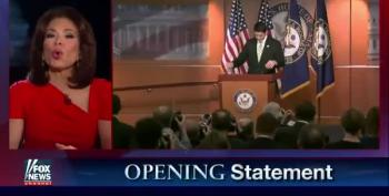 Judge Jeanine Calls For Paul Ryan To Step Down