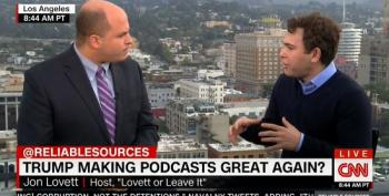 Former Obama Speechwriter Chides CNN For Hiring Lying Trump Supporters