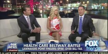 Fox And Friends Blasts Freedom Caucus Over AHCA