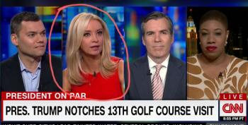 Kayleigh McEnany Alleges Obama Rushed Off To Golf After Daniel Pearl Was Beheaded