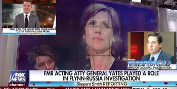 Fox News Confirms DOJ Warned Sally Yates About Executive Privilege