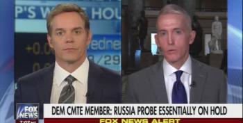 Rep. Trey Gowdy's Weird Defense Of Chairman Nunes