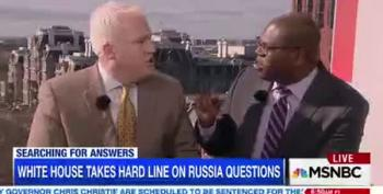 Matt Schlapp Gets Slapped For Calling Spicer's Racism 'Just Feisty'