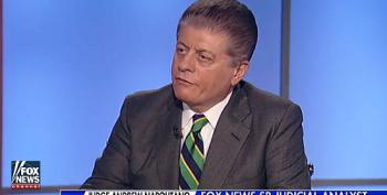 Judge Napolitano Is Back...and Sticking To His GCHQ Story?