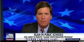 Carlson And Guest Worry About Islamic Indoctrination By PBS
