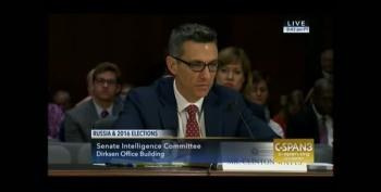 Intel Expert Drops Bomb On Senate Committee: Trump Campaign Used Russian 'Active Measures'