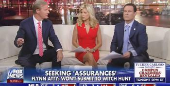 Fox And Friends: Leaked Transcript Of Flynn More Important Than Immunity Requests