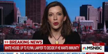 Evelyn Farkas: Spicer's Narrative Is A 'Total Distortion'