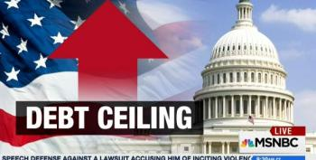 Jonathan Capehart On The Looming Debt Ceiling Showdown