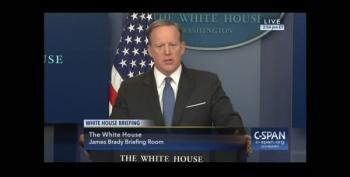 Spicer Schooled By ProPublica After Calling Them A 'Left-Wing Blog'
