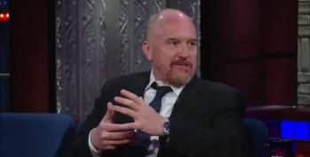 Louis C.K. Opines On Trump: 'He's Just A Gross, Crook, Dirty, Rotten Lying Sack Of Sh*t'