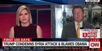 Republican Congressman Won't Believe Assad Gassed Syrian Children