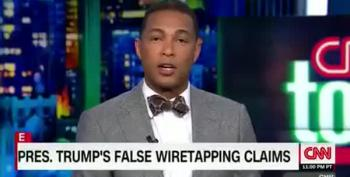 Don Lemon: We Will Not 'Aid And Abet' Trump's Diversions