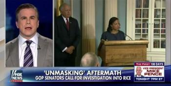 Judicial Watch's Tom Fitton Calls Susan Rice 'Obama's G. Gordon Liddy'