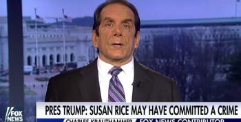 """Fox News Analyst: 'Jumping To Conclusions Is Wrong...and Unfair To [Susan] Rice"""""""