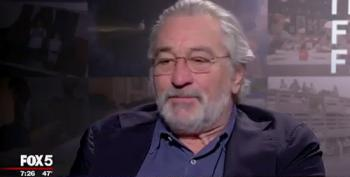 Robert De Niro On Parkland Students: They're The Future. They Know.'