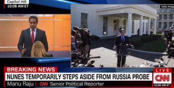 CNN:  It's Likely Paul Ryan Made Nunes Step Aside