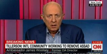 James Woolsey Calls For Military Strikes Against Iranian Nuclear Facilities And Syria