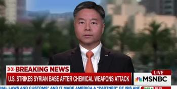 Rep. Ted Lieu: 'Donald Trump's Action Last Night Was Unconstitutional'